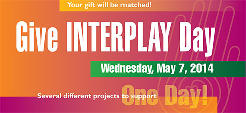 Give InterPlay Day 2014